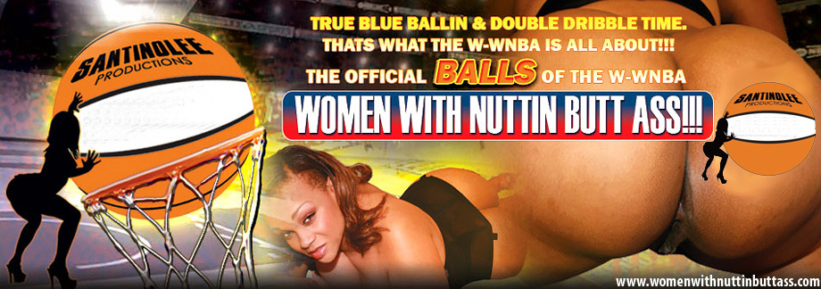 Women With Nuttin Butt Ass
